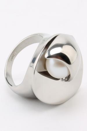 Кольцо BREIL. Цвет: сталь