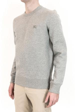 Sweaters & knitwear Burberry. Цвет: palegreymelange