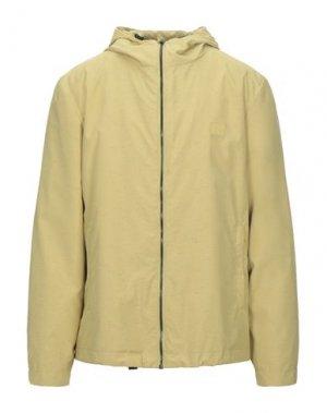 Куртка ELVINE. Цвет: охра