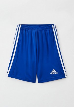 Шорты спортивные adidas SQUAD 21 SHO. Цвет: синий