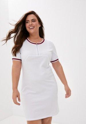 Платье El Fa Mei 5586. Цвет: белый