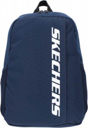 Рюкзак для мальчиков Skechers. Цвет: синий