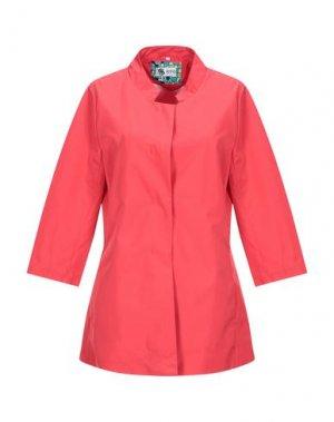Легкое пальто BINI Como. Цвет: красный