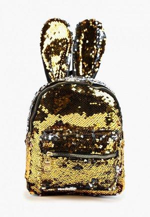 Рюкзак Diora.rim. Цвет: золотой