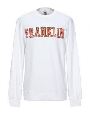 Толстовка FRANKLIN & MARSHALL. Цвет: белый