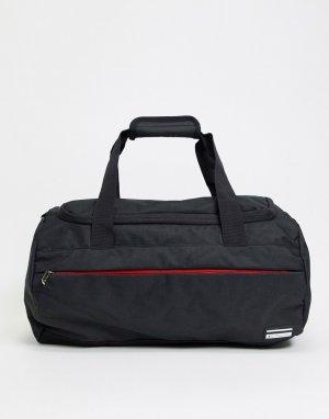 Черная спортивная сумка City-Черный цвет Ben Sherman