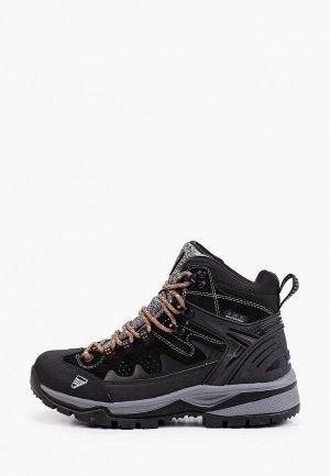 Ботинки трекинговые Icepeak 775202100IV. Цвет: черный