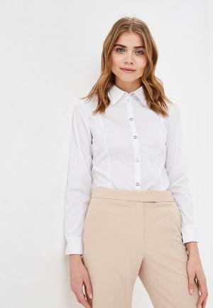 Рубашка Venusita Классика. Цвет: белый