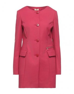 Легкое пальто LIU •JO. Цвет: фуксия