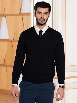 Пуловер Baumler. Цвет: темно-синий