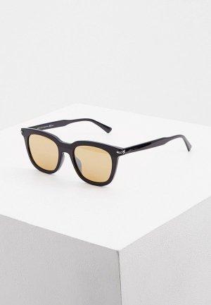 Очки солнцезащитные Jimmy Choo GAD/G/S 807. Цвет: черный