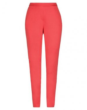 Повседневные брюки GARCIA. Цвет: красный