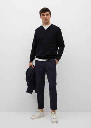 Пуловер с терморегуляцией - Tenv Mango. Цвет: черный