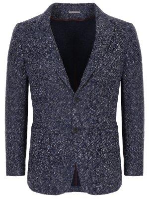 Пиджак шерстяной CANALI