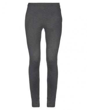 Повседневные брюки SONIA by RYKIEL. Цвет: свинцово-серый