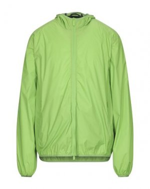 Куртка CIESSE PIUMINI. Цвет: кислотно-зеленый