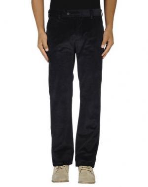 Повседневные брюки ADOLFO DOMINGUEZ. Цвет: стальной серый