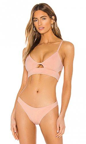 Топ бикини juliet TAVIK Swimwear. Цвет: румянец