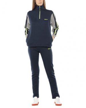 Спортивный костюм ARENA. Цвет: темно-синий