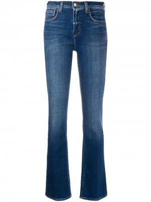 LAgence джинсы прямого кроя L'Agence. Цвет: синий