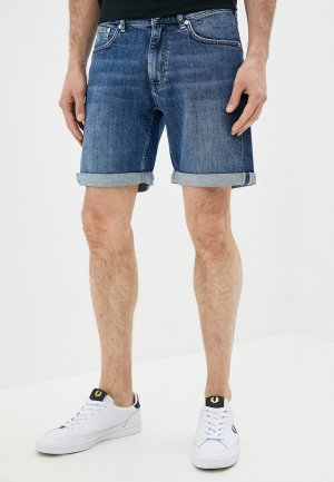 Шорты джинсовые Gant. Цвет: синий