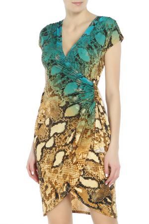 Платье Joseph Ribkoff. Цвет: зеленый