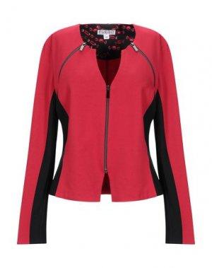 Пиджак FUEGO WOMAN. Цвет: красный
