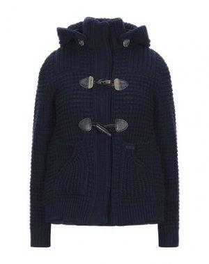 Куртка BARK. Цвет: темно-синий