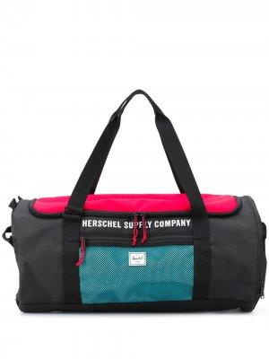 Дорожная сумка Sutton Herschel Supply Co.. Цвет: черный