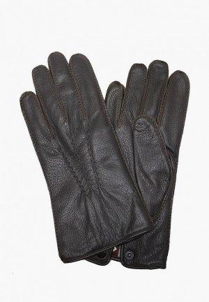 Перчатки Edmins 19Э-4M. Цвет: коричневый
