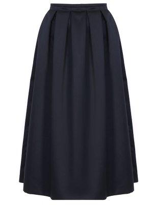 Расклешенная юбка-макси ROCHAS