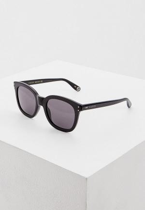 Очки солнцезащитные Gucci GG0571S 001. Цвет: черный