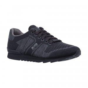 Кеды Parkour Running Inspired Sneakers in Knit HUGO BOSS