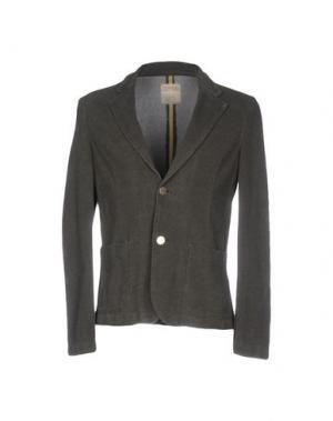 Пиджак KAOS. Цвет: темно-зеленый