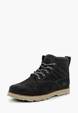 Ботинки Quiksilver GART. Цвет: серый
