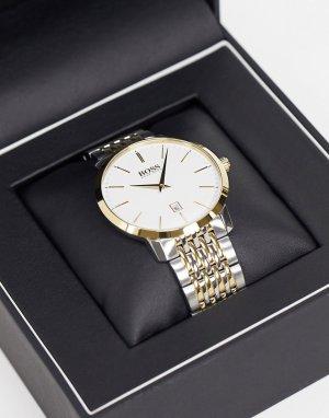 Часы Boss-Серебристый BOSS