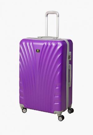 Чемодан Sunvoyage 42 л (S). Цвет: фиолетовый