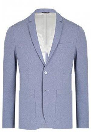 Пиджак PATRIZIA PEPE. Цвет: голубой