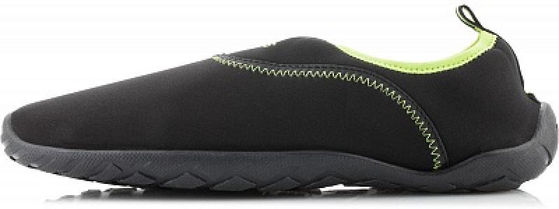 Тапочки коралловые мужские Aquashoes, размер 41 Joss. Цвет: черный