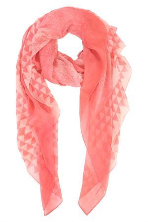 Палантин Basile. Цвет: розовый