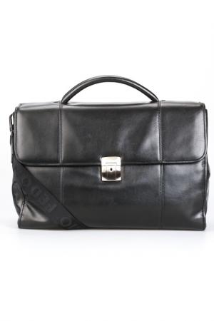 Briefcase bag Giorgio Fedon. Цвет: black
