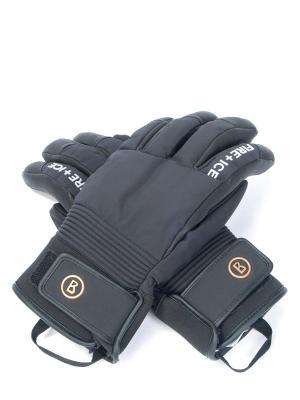 Комбинированные перчатки BOGNER. Цвет: разноцветный