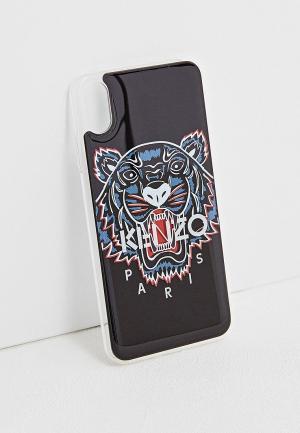 Чехол для телефона Kenzo X/XS MAX. Цвет: черный