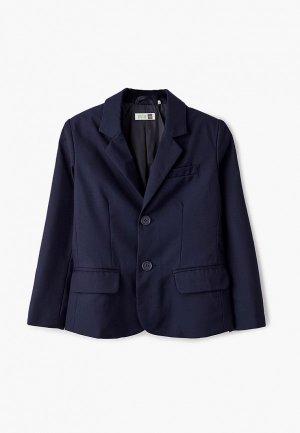 Пиджак Sela. Цвет: синий