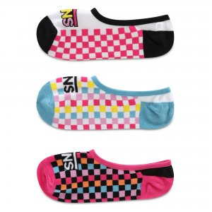 Носки Zoo Check Canoodles s 3 Pair Pack VANS. Цвет: none