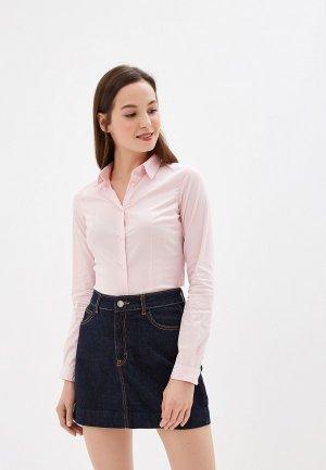 Рубашка Alcott. Цвет: розовый