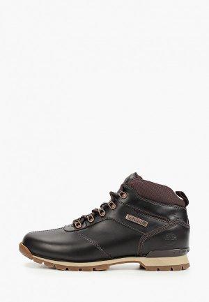 Ботинки трекинговые Timberland Splitrock 2 BLACK COFFEE. Цвет: коричневый