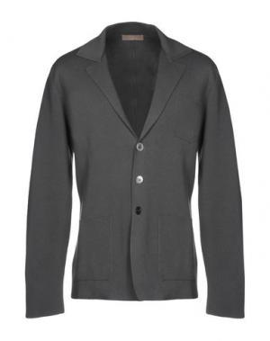 Пиджак CRUCIANI. Цвет: серый