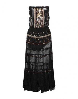Пляжное платье GADO by MARGRIET WAGERAAR. Цвет: черный