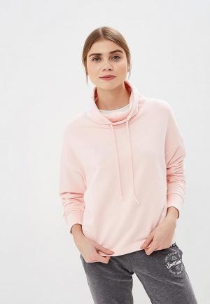 Худи Kappa. Цвет: розовый